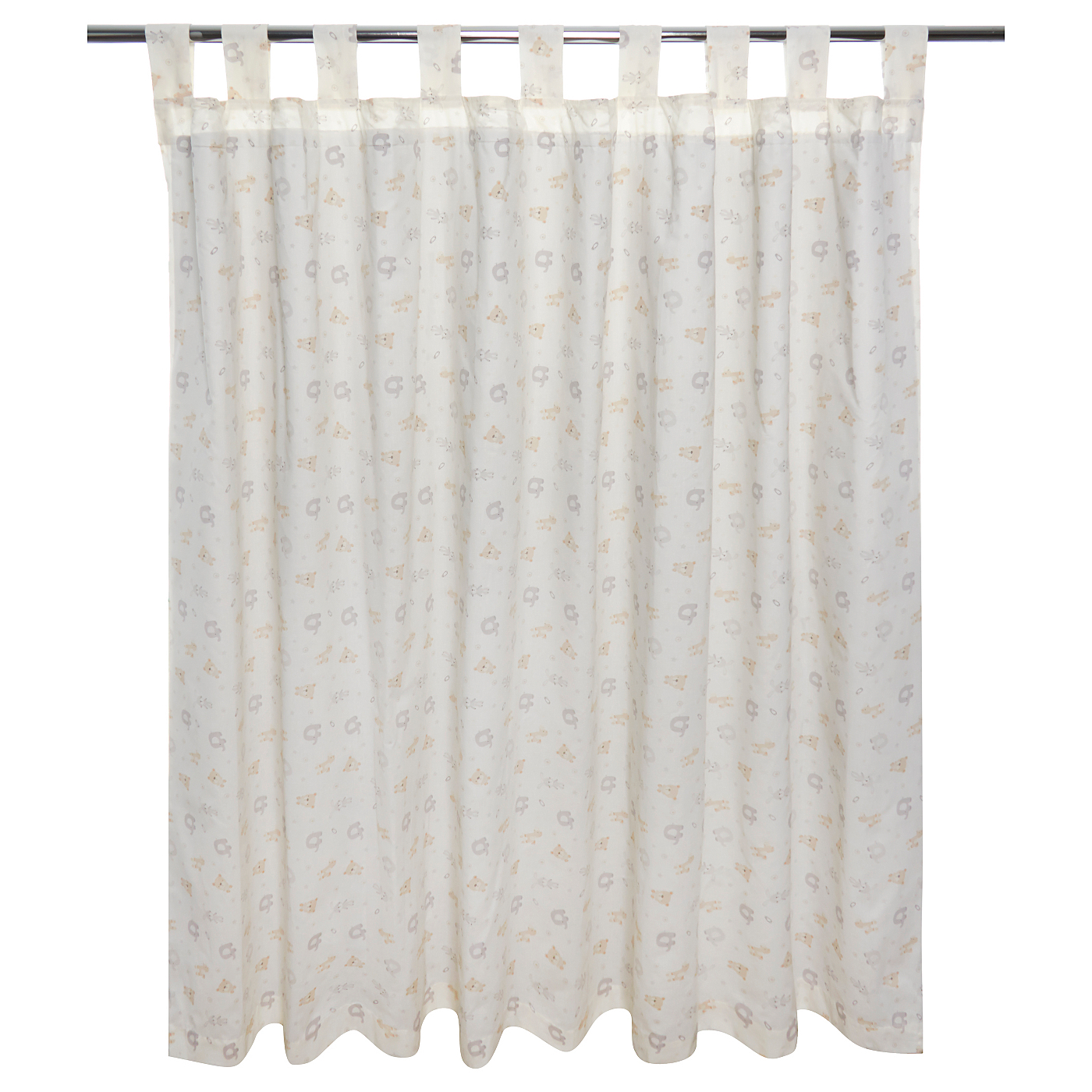 Picture of: Cheap nursery curtains
