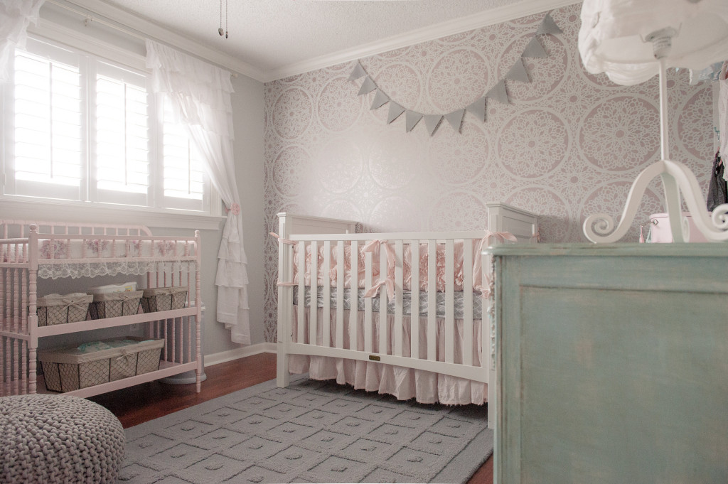 Picture of: Colette Shabby Chic Nursery