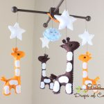 Colorful Giraffe Nursery