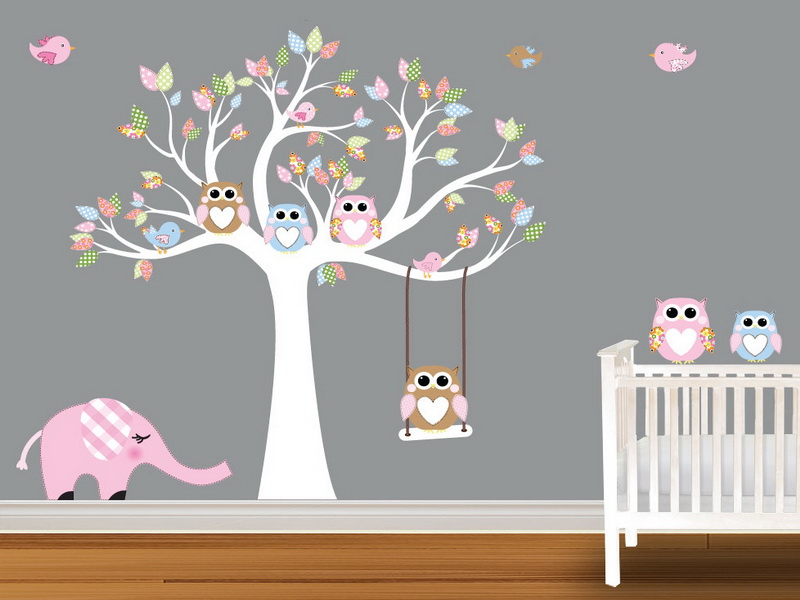 Image of: Cool Nursery Themes