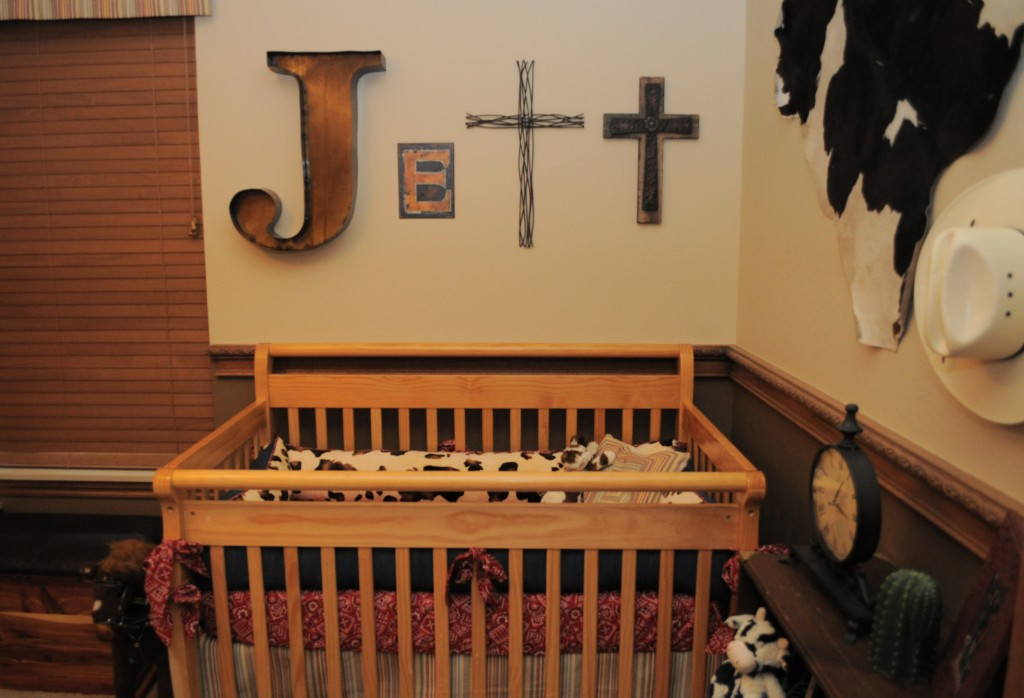 Image of: Cowboy Nursery