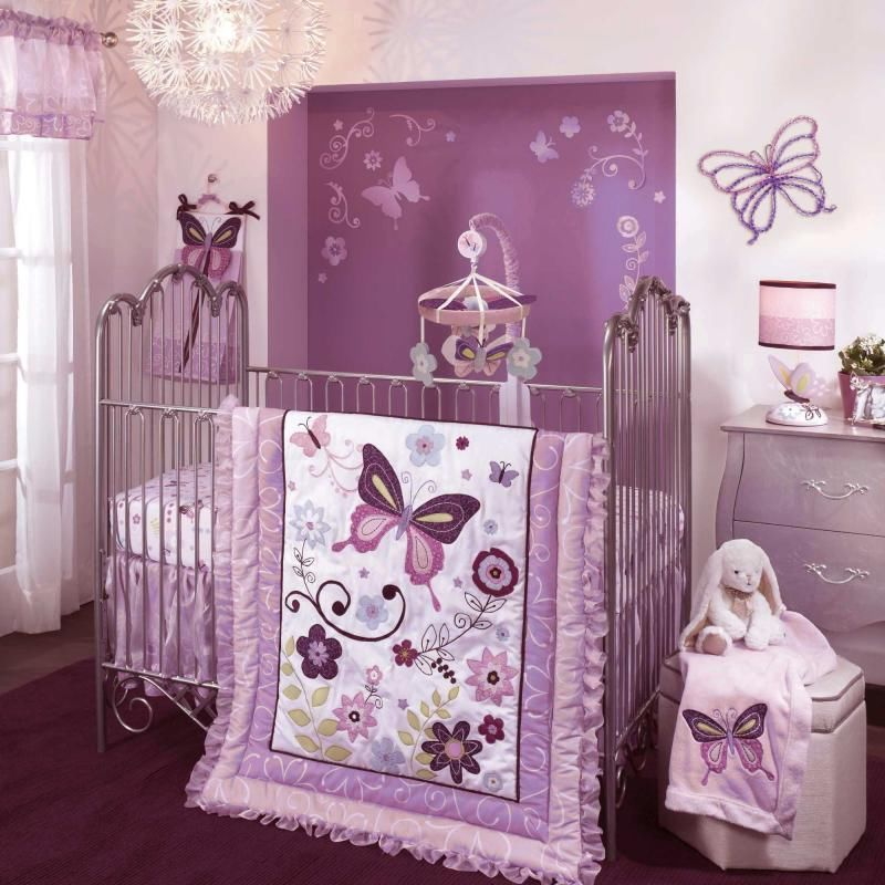 Creative Baby Girl Nursery Themes