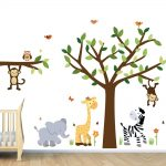 Creative Wall Decals for Nursery