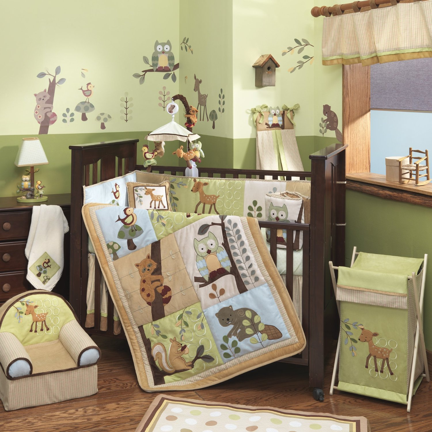 Picture of: Creative Western Nursery Bedding