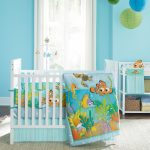 Crib Finding Nemo Nursery