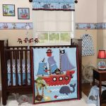 Crib Nautical Nursery Bedding