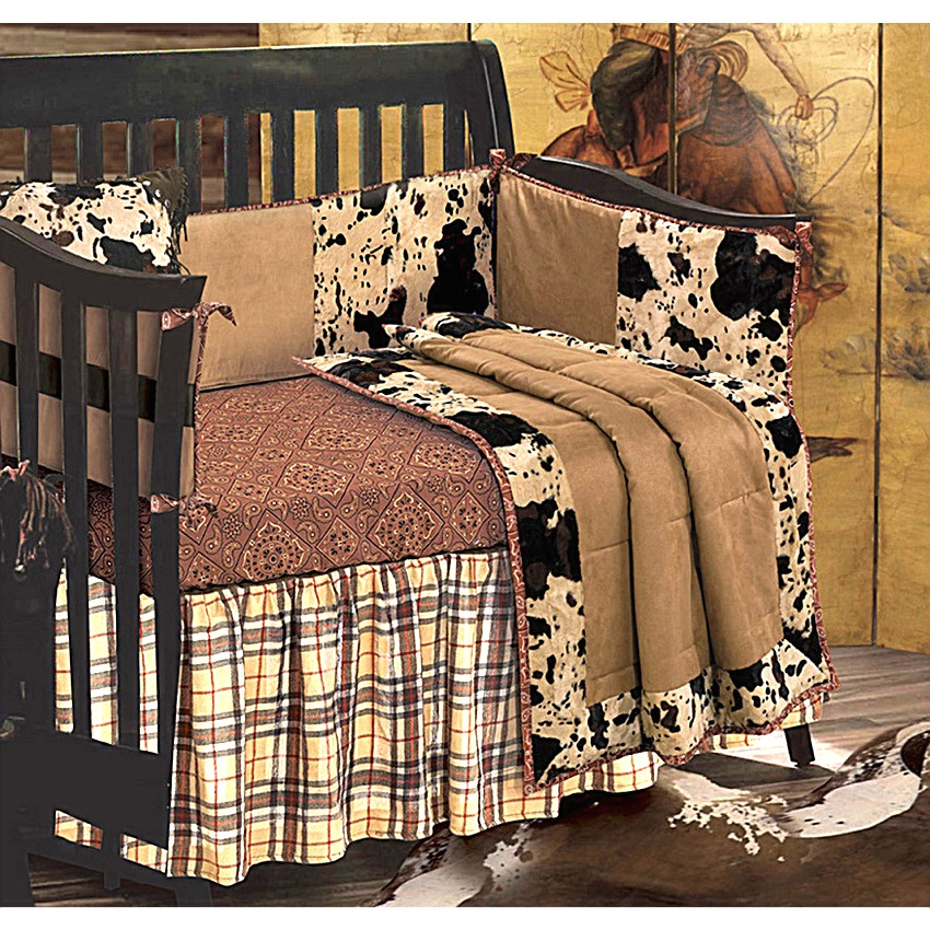 Picture of: Cute Western Nursery Bedding