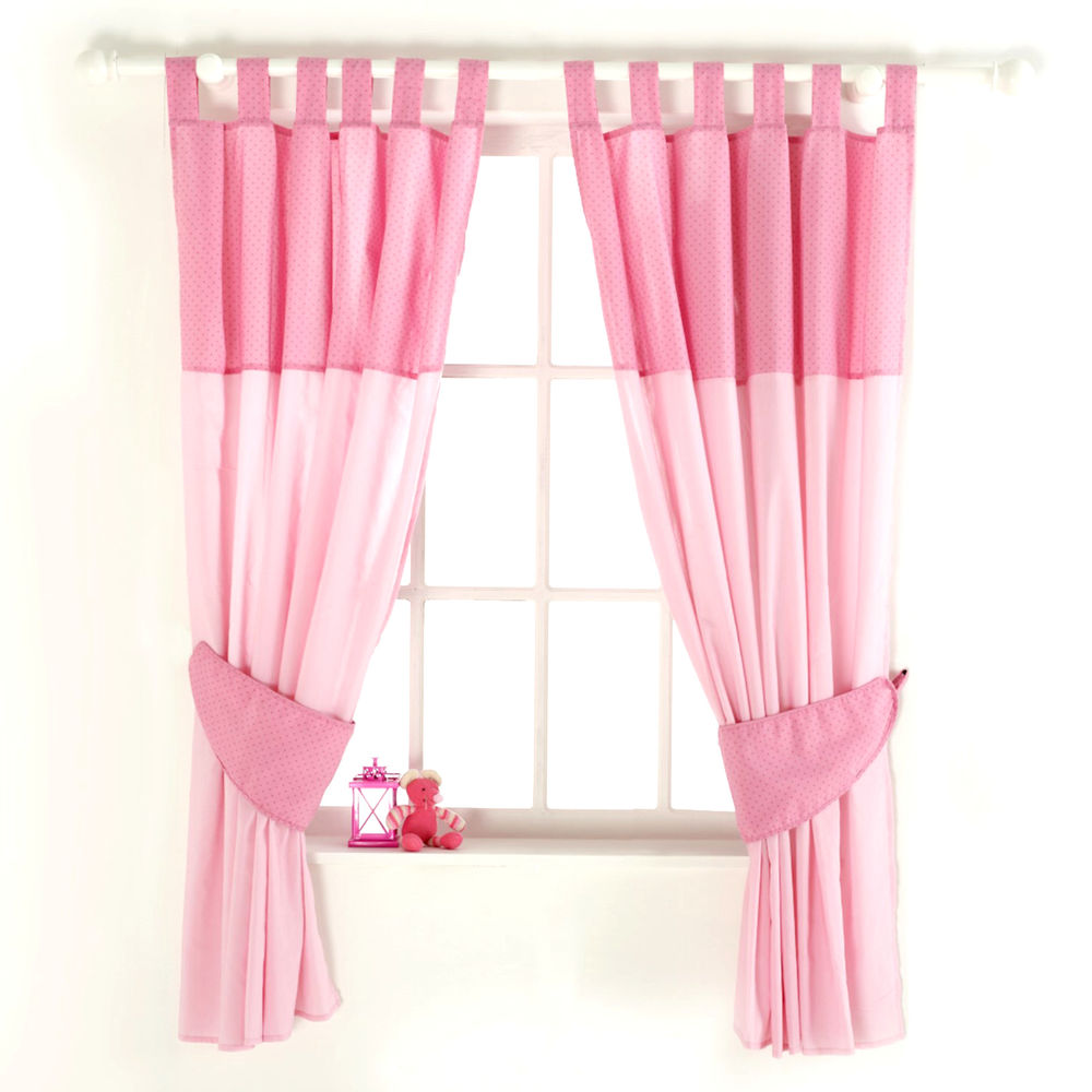 Picture of: Cute nursery curtains