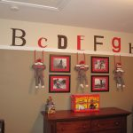 Decorating Sock Monkey Nursery
