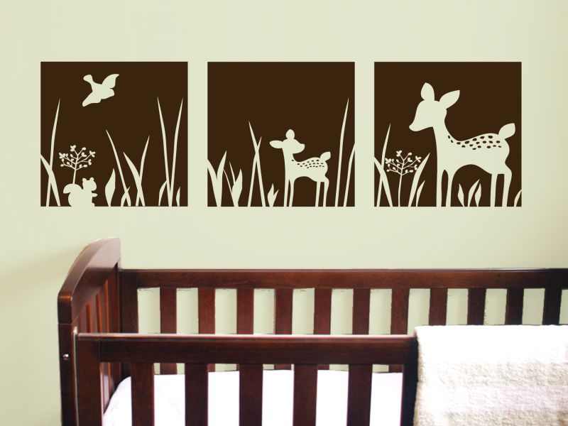 Deer Nursery Bedding Best
