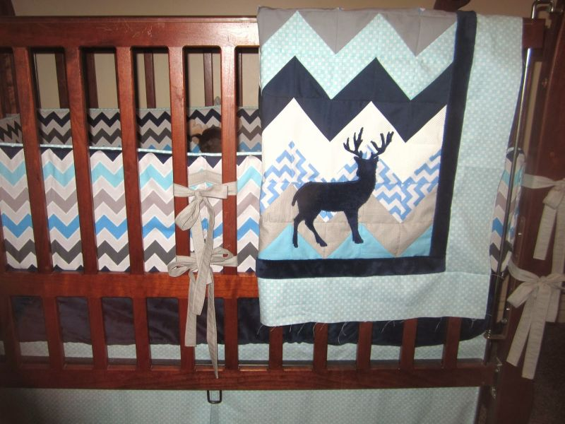 Deer Nursery Bedding Ideas