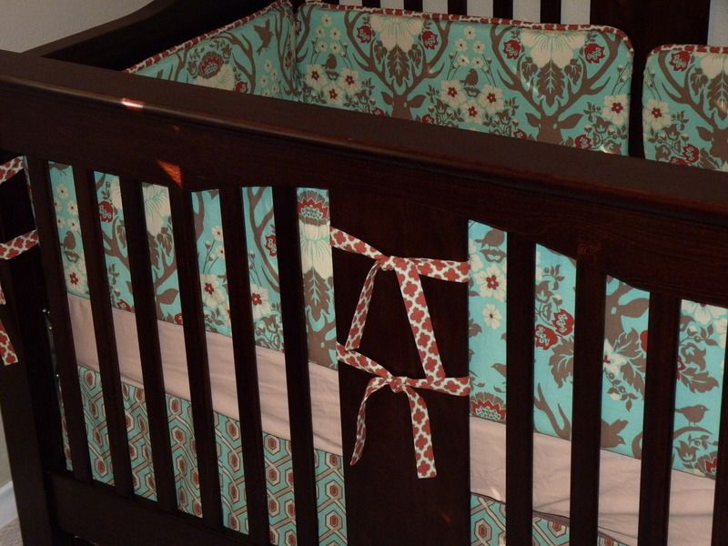 Deer Nursery Bedding Inspired