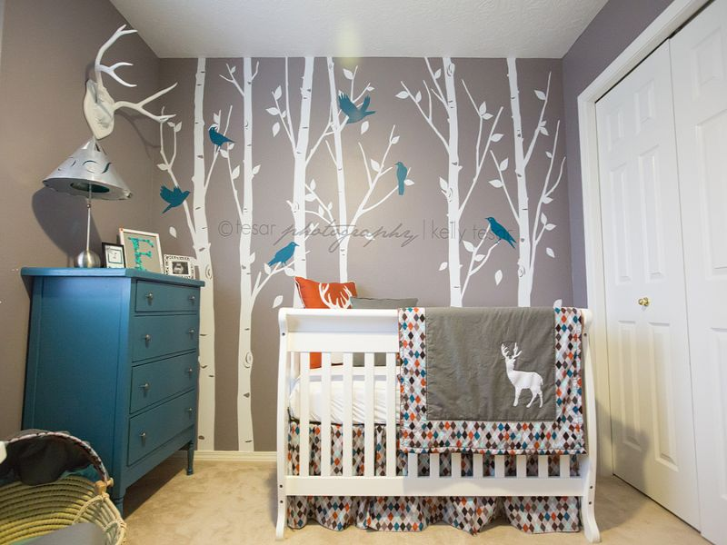 Deer Nursery Bedding New Deco