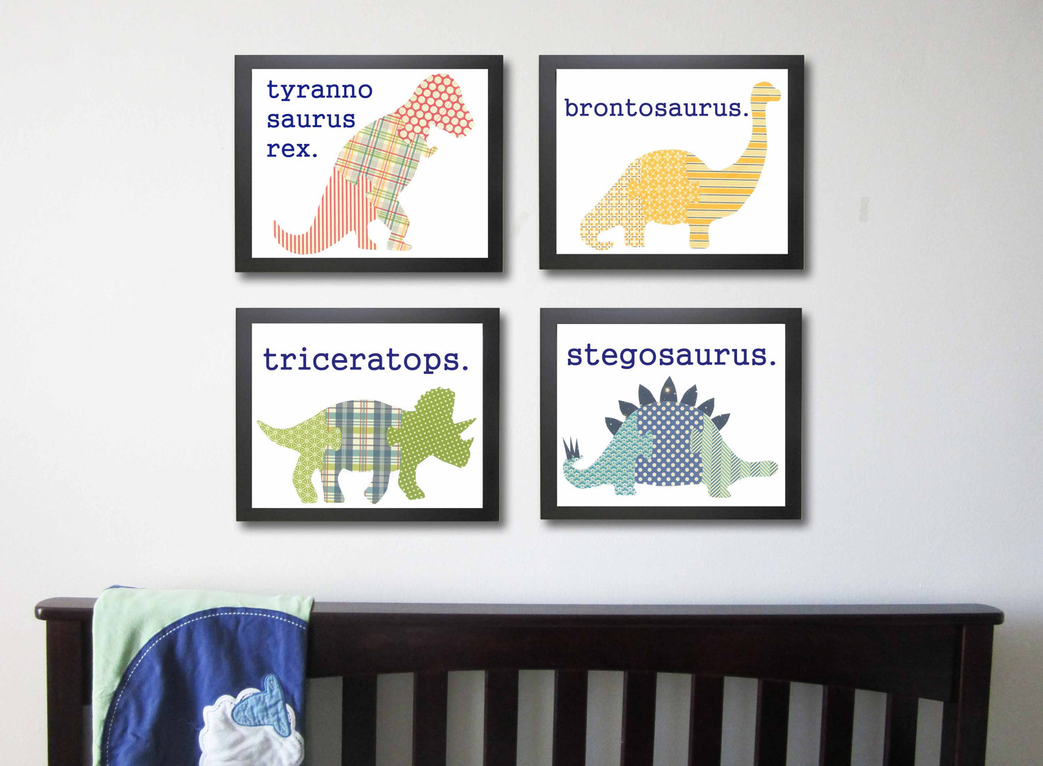 Dinosaur Nursery Floor