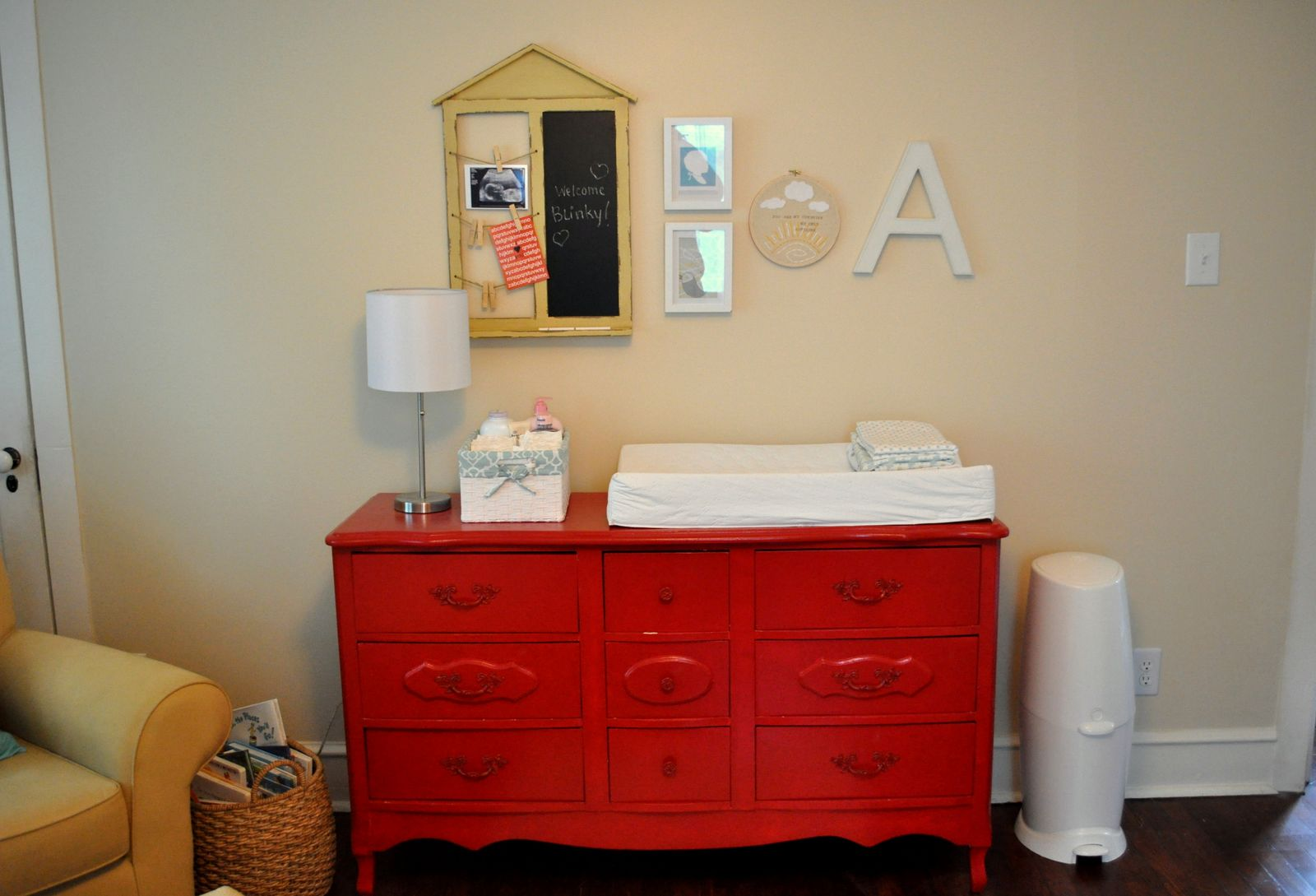 Image of: Dresser for Nursery Ideas