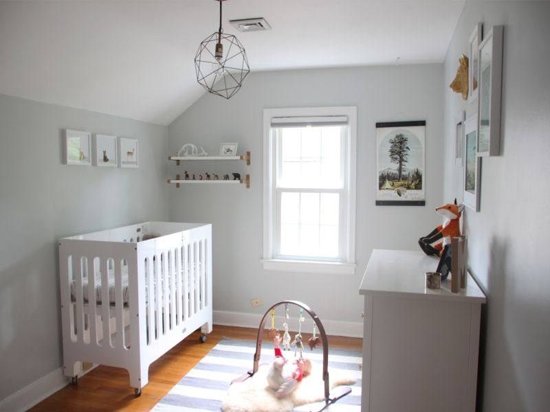 Image of: Dumbo Nursery Decor