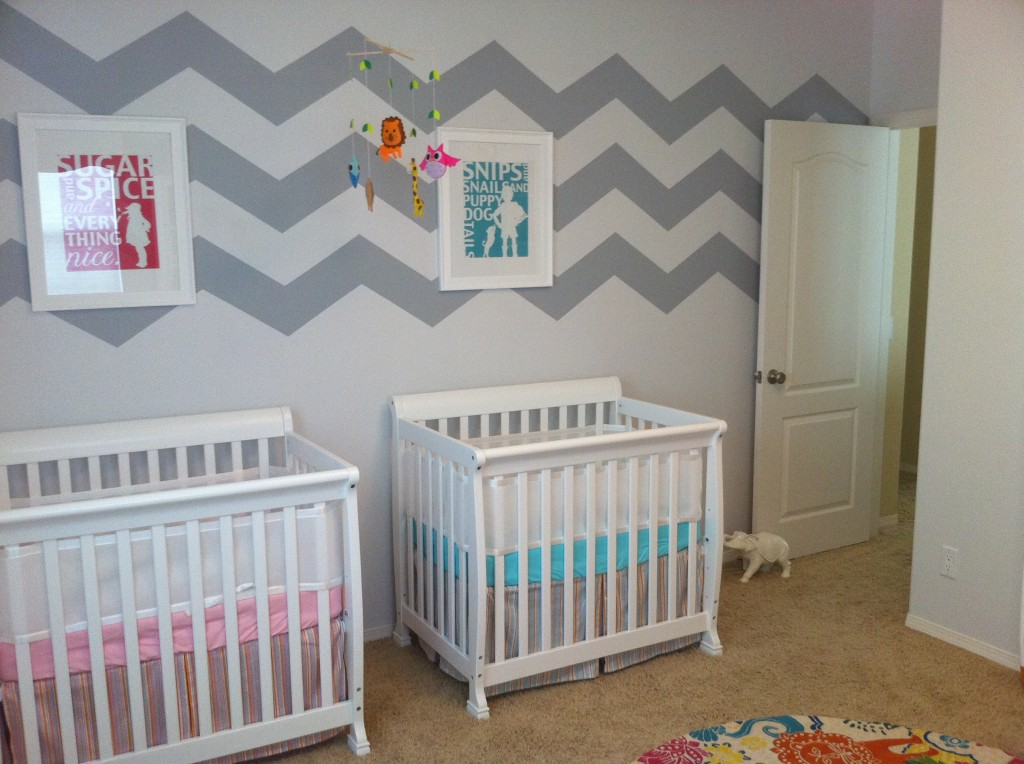 Picture of: Elegant Twin Nursery Ideas