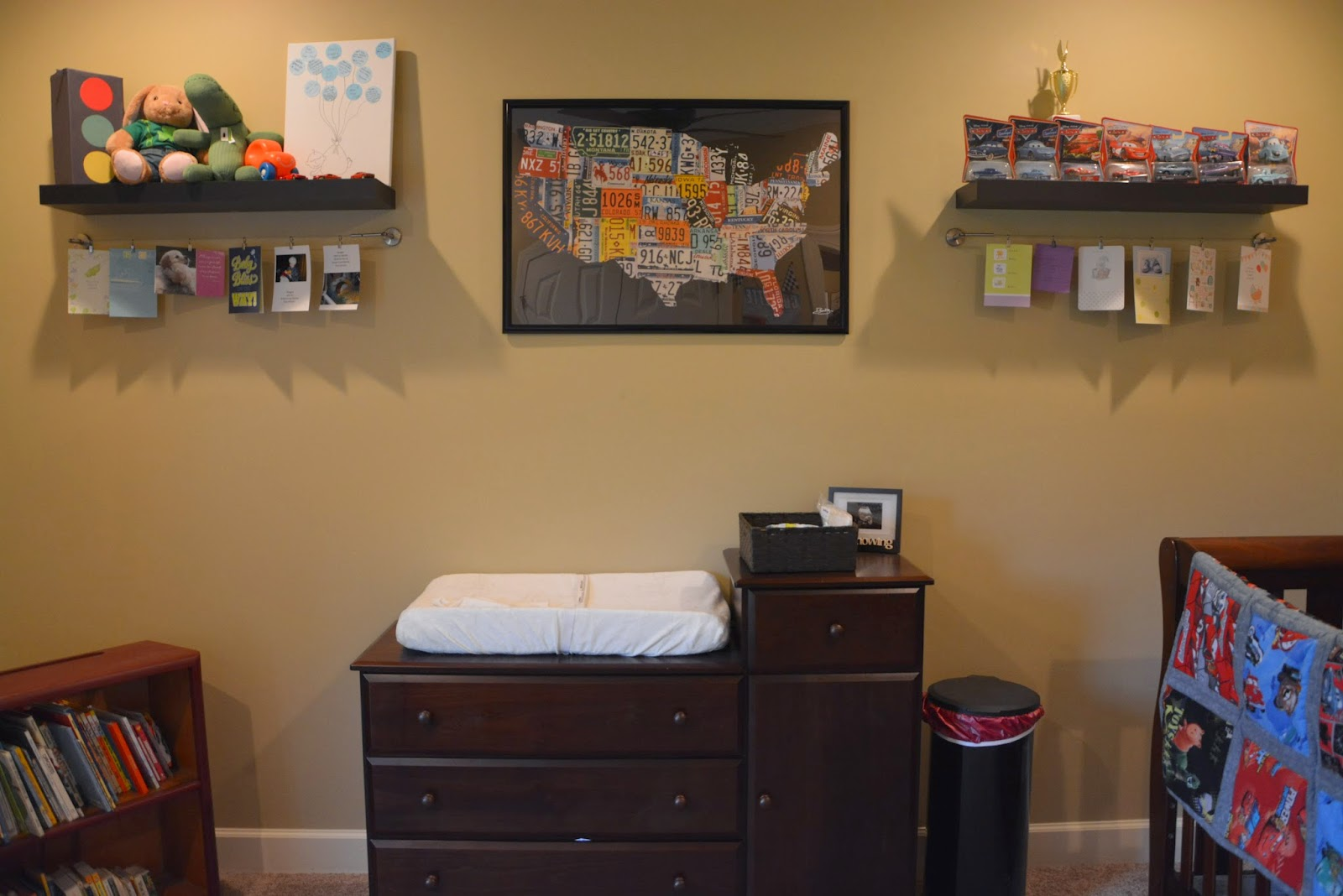 Picture of: Espresso Dresser for Nursery Inspirations