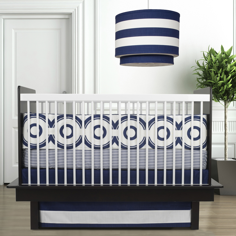 Image of: Exciting Nautical Nursery Bedding