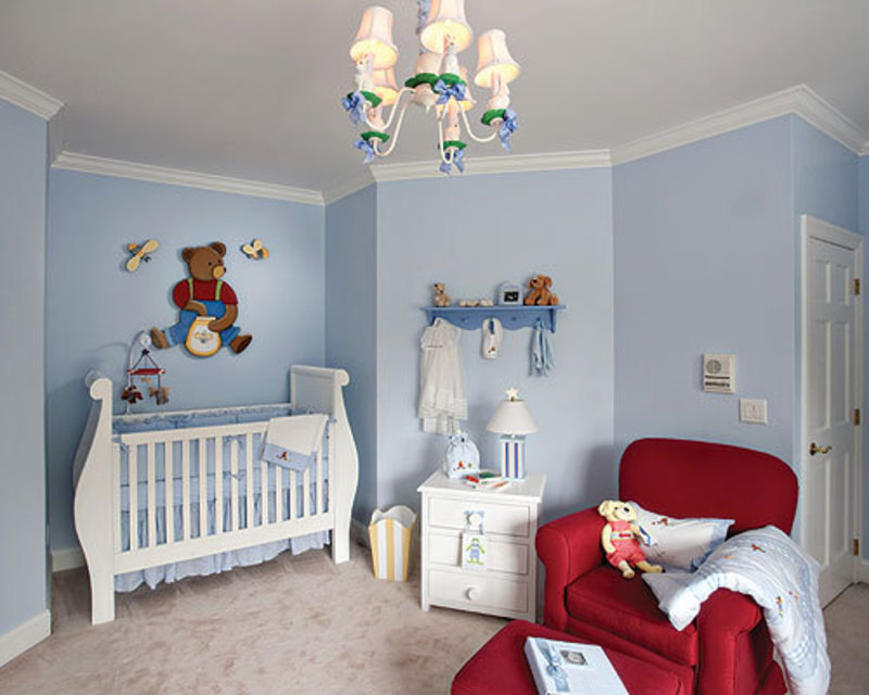 Picture of: Little Boy Blue : Nurseries : Premier Baby