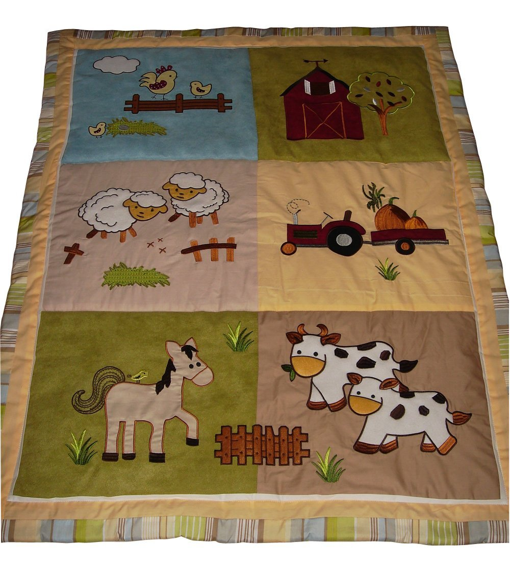 Farm Nursery Bedding cow