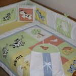 Farm Nursery Bedding dark