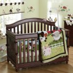 Farm Nursery Bedding green