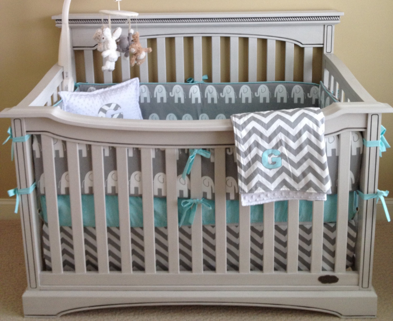 Picture of: Farm Nursery Bedding hight