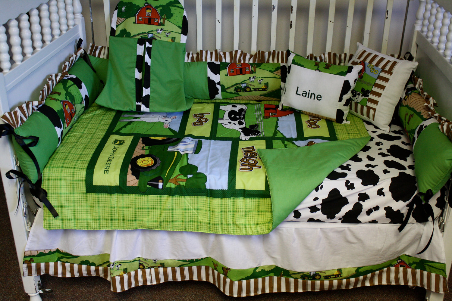 Picture of: Farm Nursery Bedding young