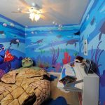 Finding Nemo Disney Themed Nursery