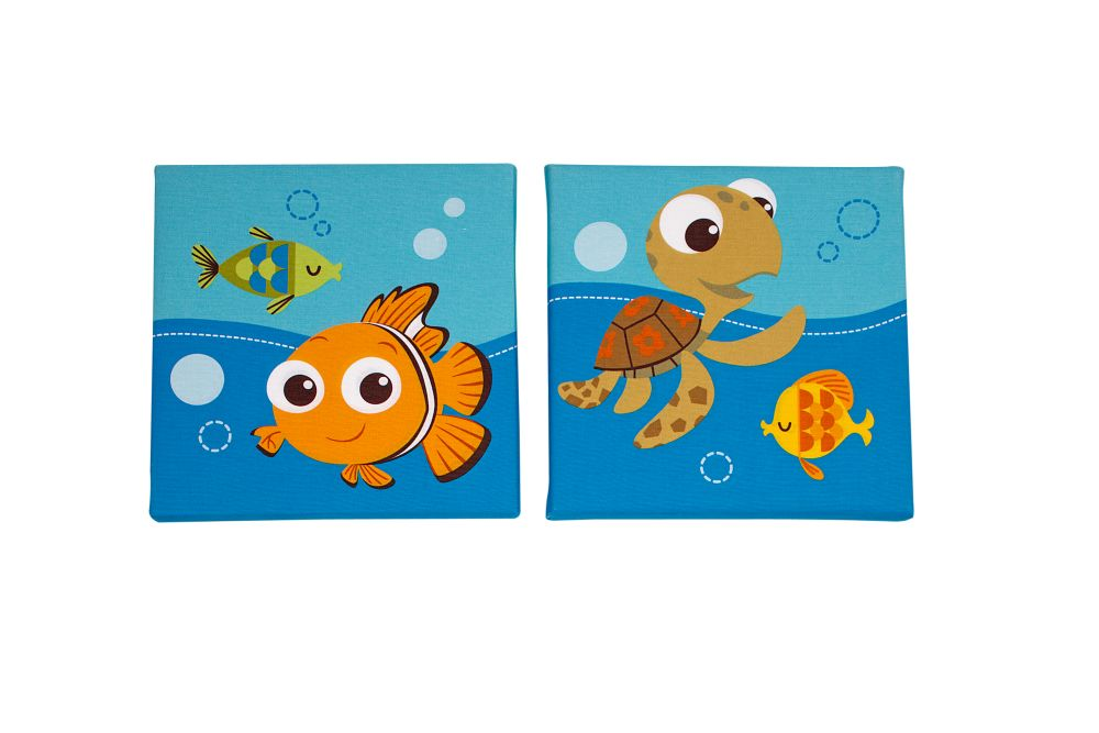 Picture of: Finding Nemo Nursery Baby