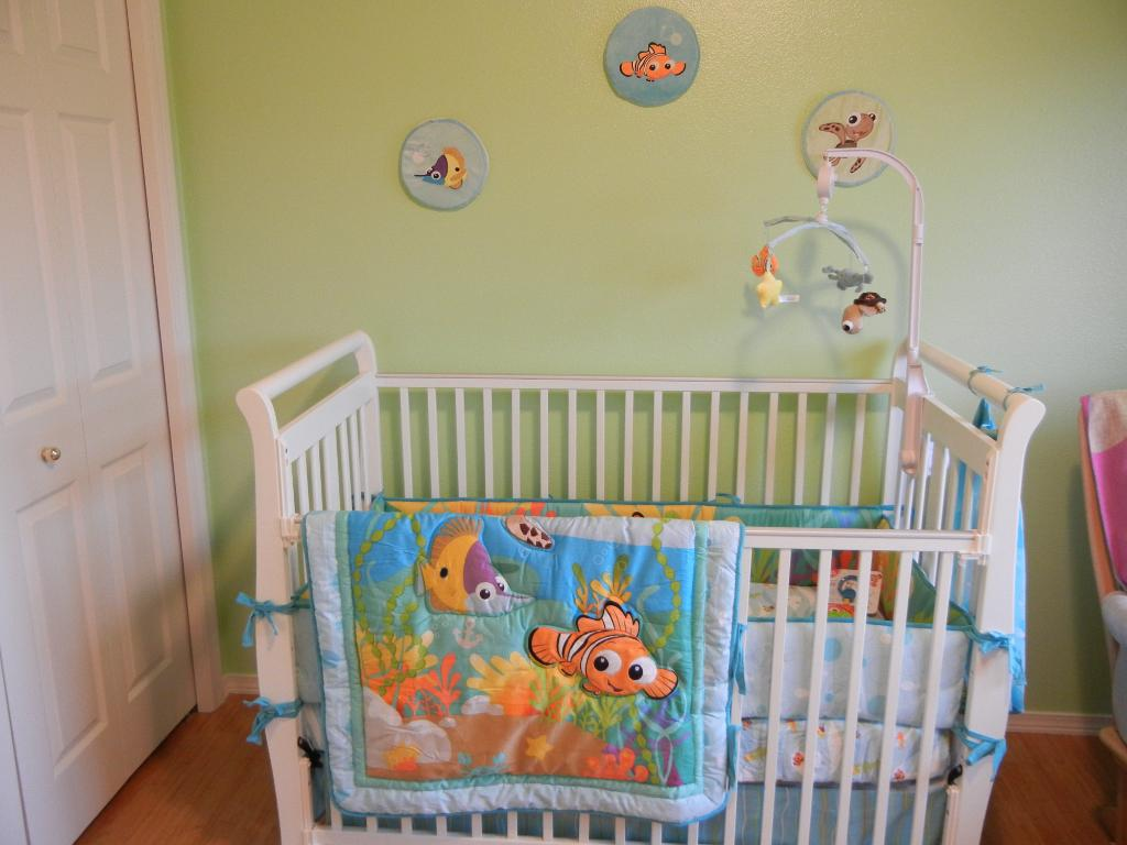 Picture of: Finding Nemo Nursery Ideas