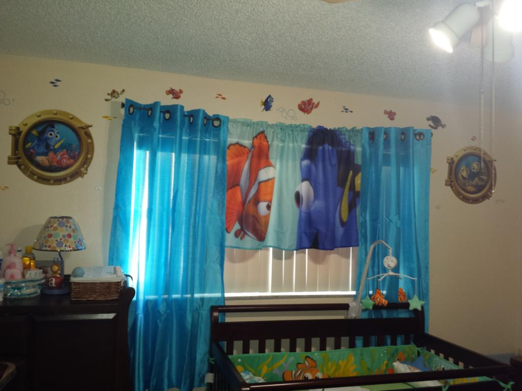 Picture of: Finding Nemo Nursery Inspirations
