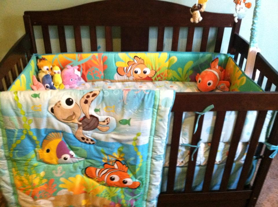 Picture of: Finding Nemo Nursery Kids