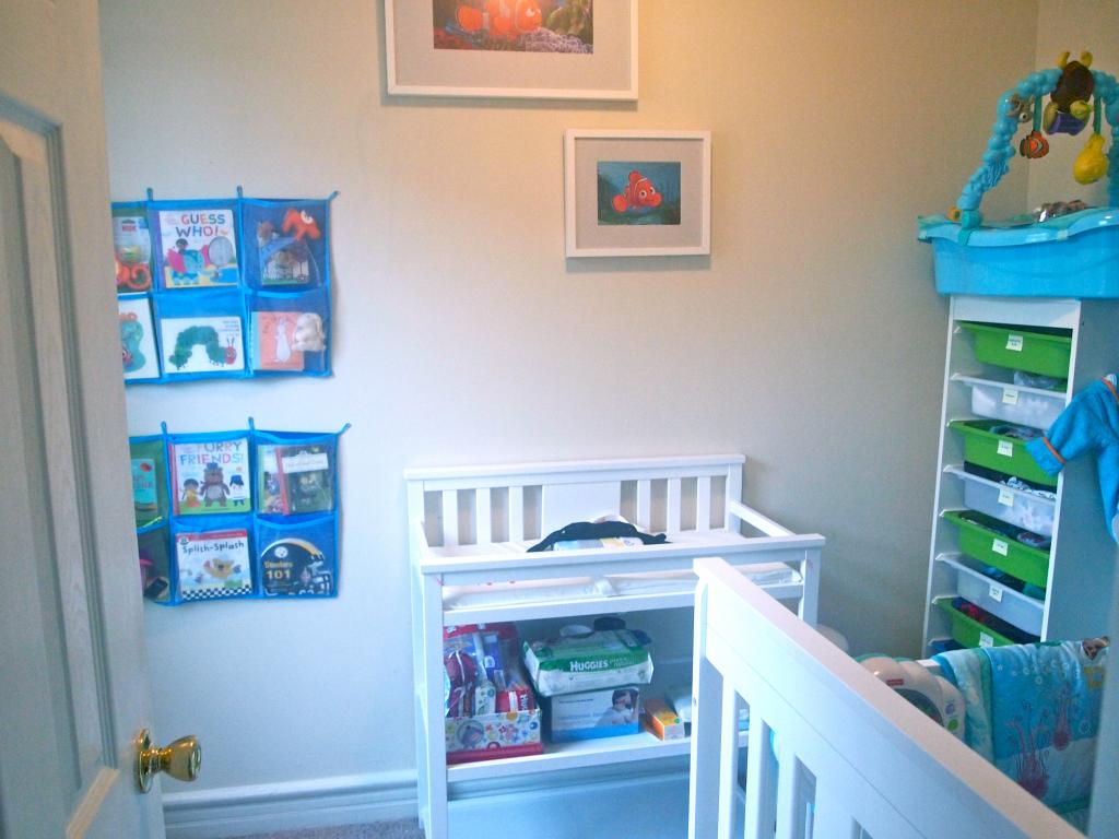 Picture of: Finding Nemo Nursery Plan