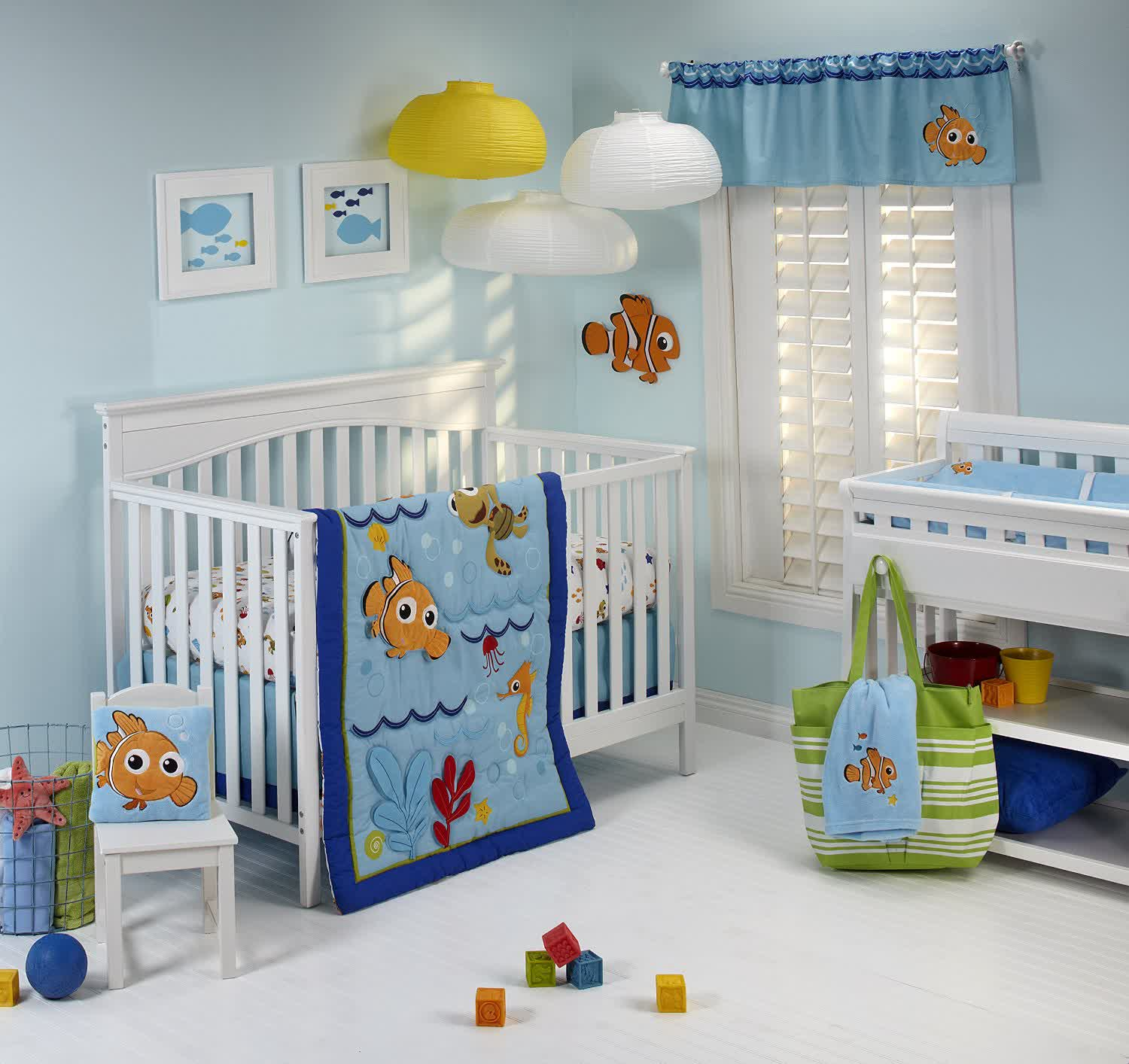 Picture of: Finding Nemo Nursery
