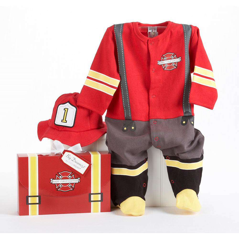 Image of: Firefighter Nursery Baby