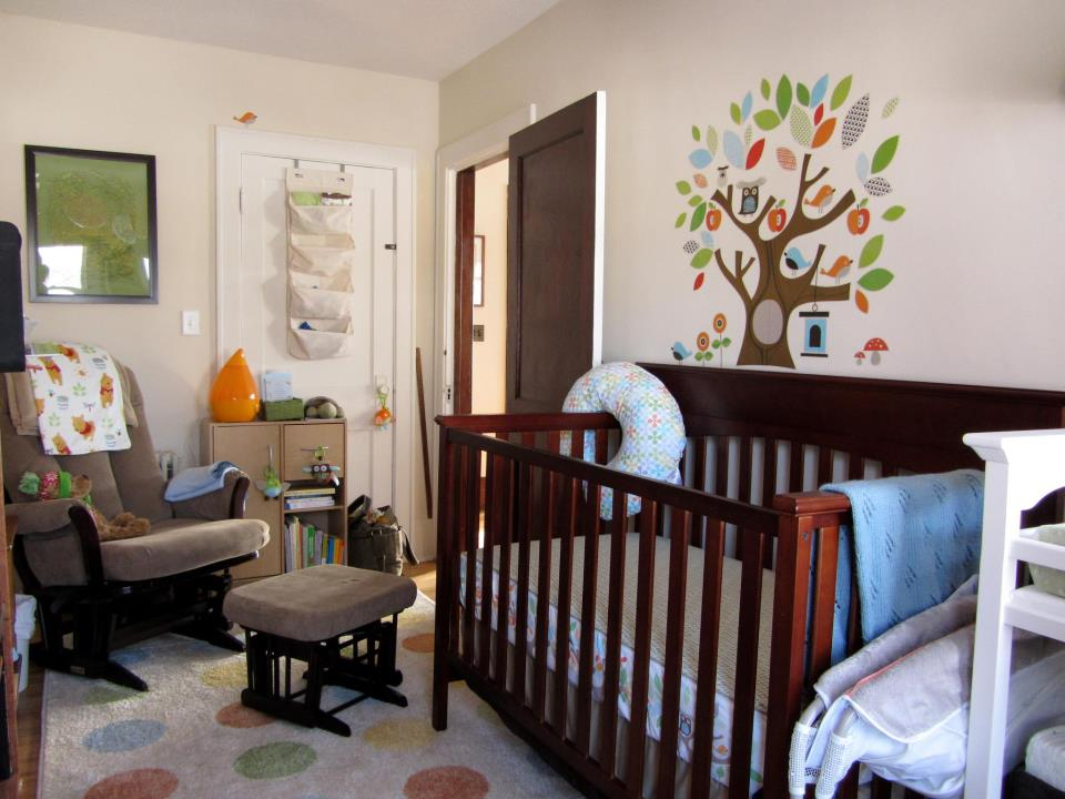 Image of: Forest Themed Nursery Ideas