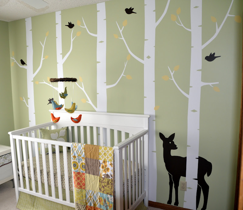 Forest Themed Nursery Style