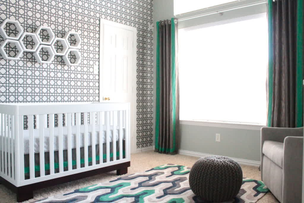 Image of: Gender Neutral Nursery Color