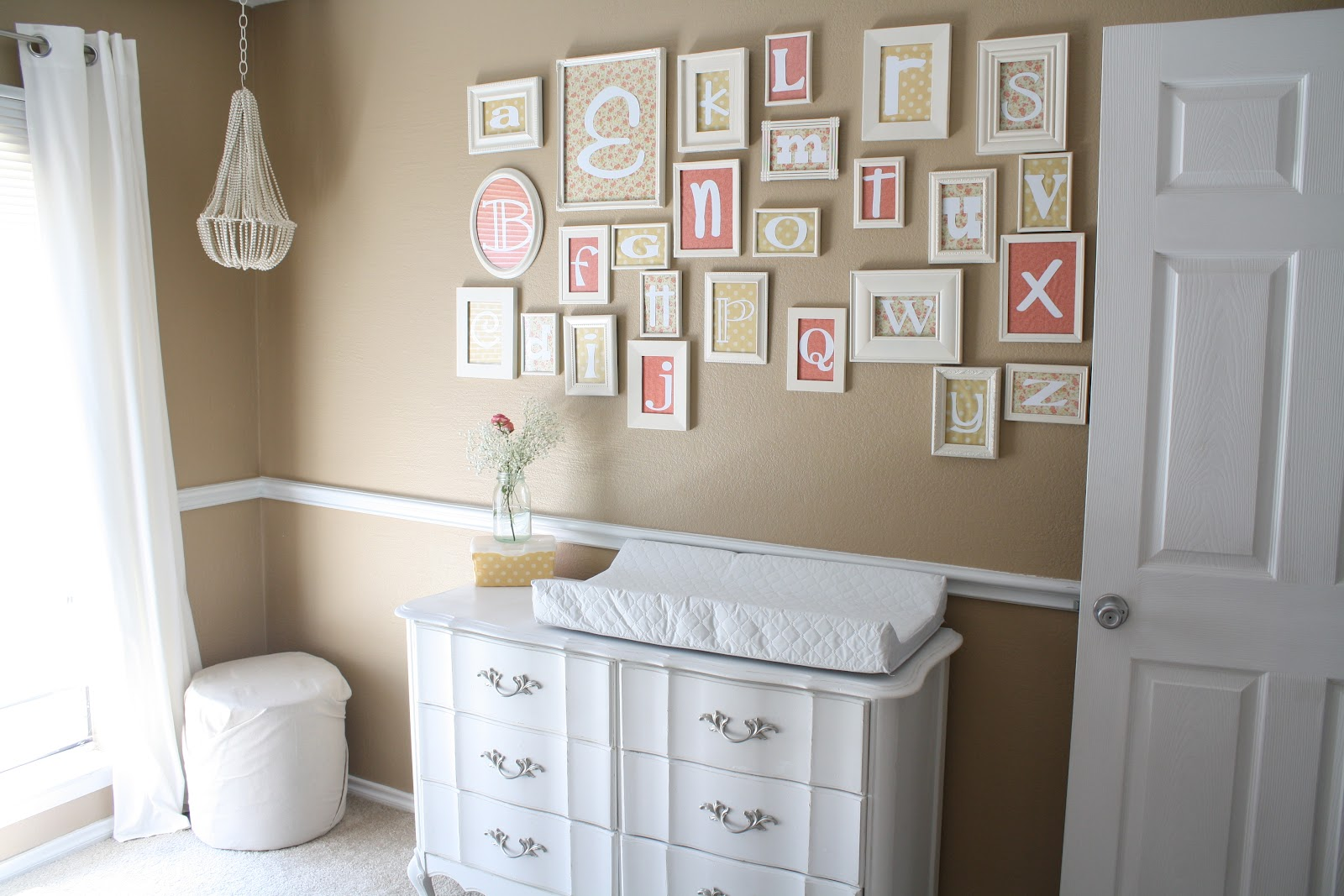 Image of: Gender Neutral Nursery Design