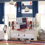 Girl Nautical Nursery Decor