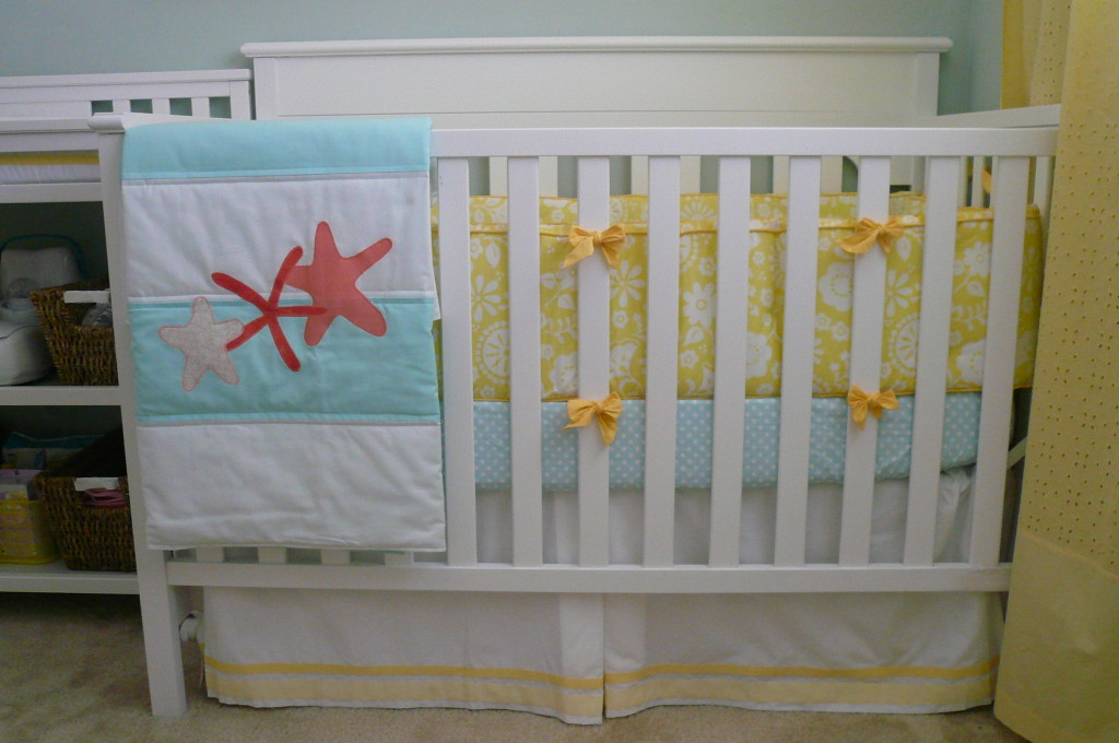 Picture of: Girl Nautical Nursery Design