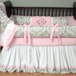 Girl Nursery Bedding floor