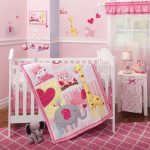Girls Baby Elephant Nursery