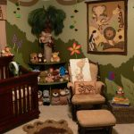 Gorgeous Jungle Theme Nursery