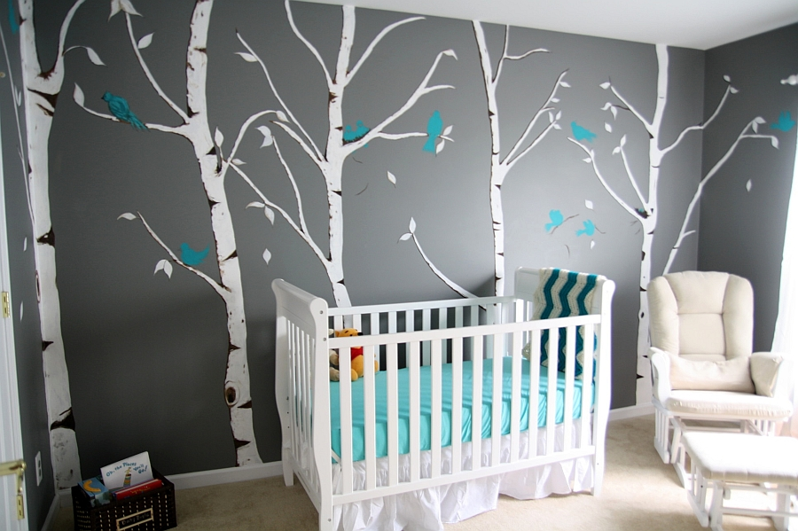 Gorgeous Nursery Themes