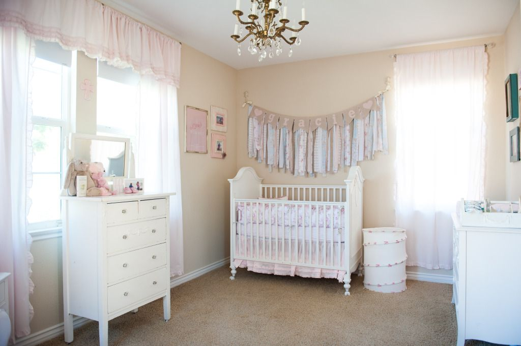Picture of: Gracies Shabby Chic Nursery