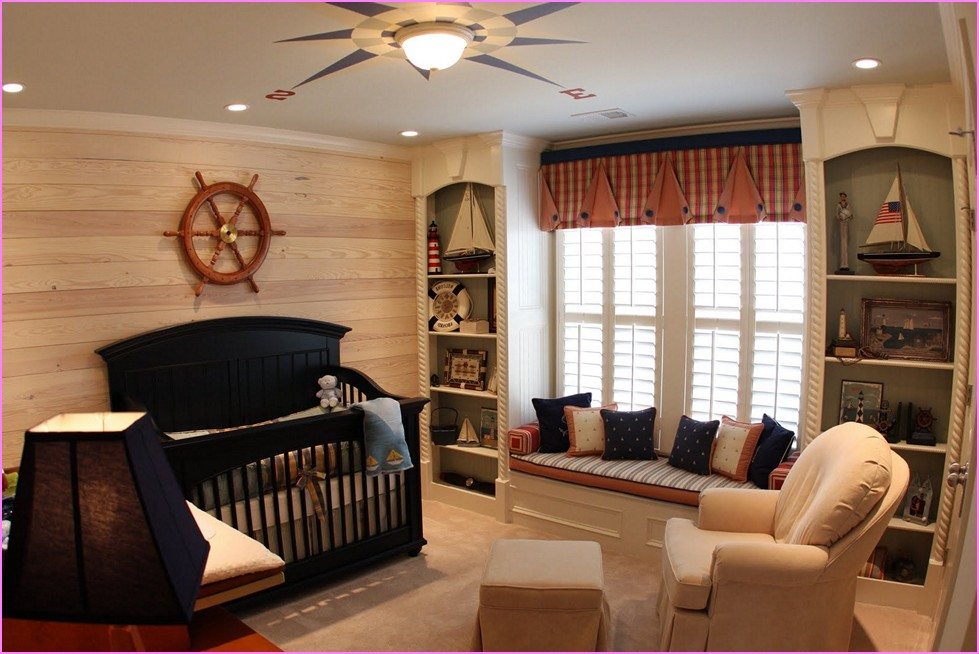 Picture of: Great Nautical Nursery Decor