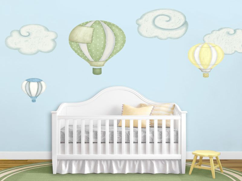 Hot Air Balloon Nursery Beautiful